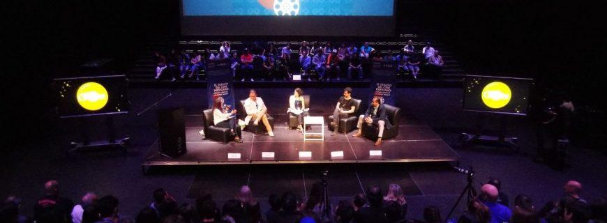 """La AMACC llevó a cabo el Foro """"El desafío del Cine Mexicano"""" en el marco de la 33ª edición del Festival Internacional de Cine de Guadalajara"""