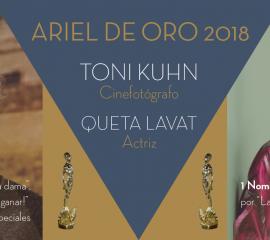 Ariel de Oro 2018
