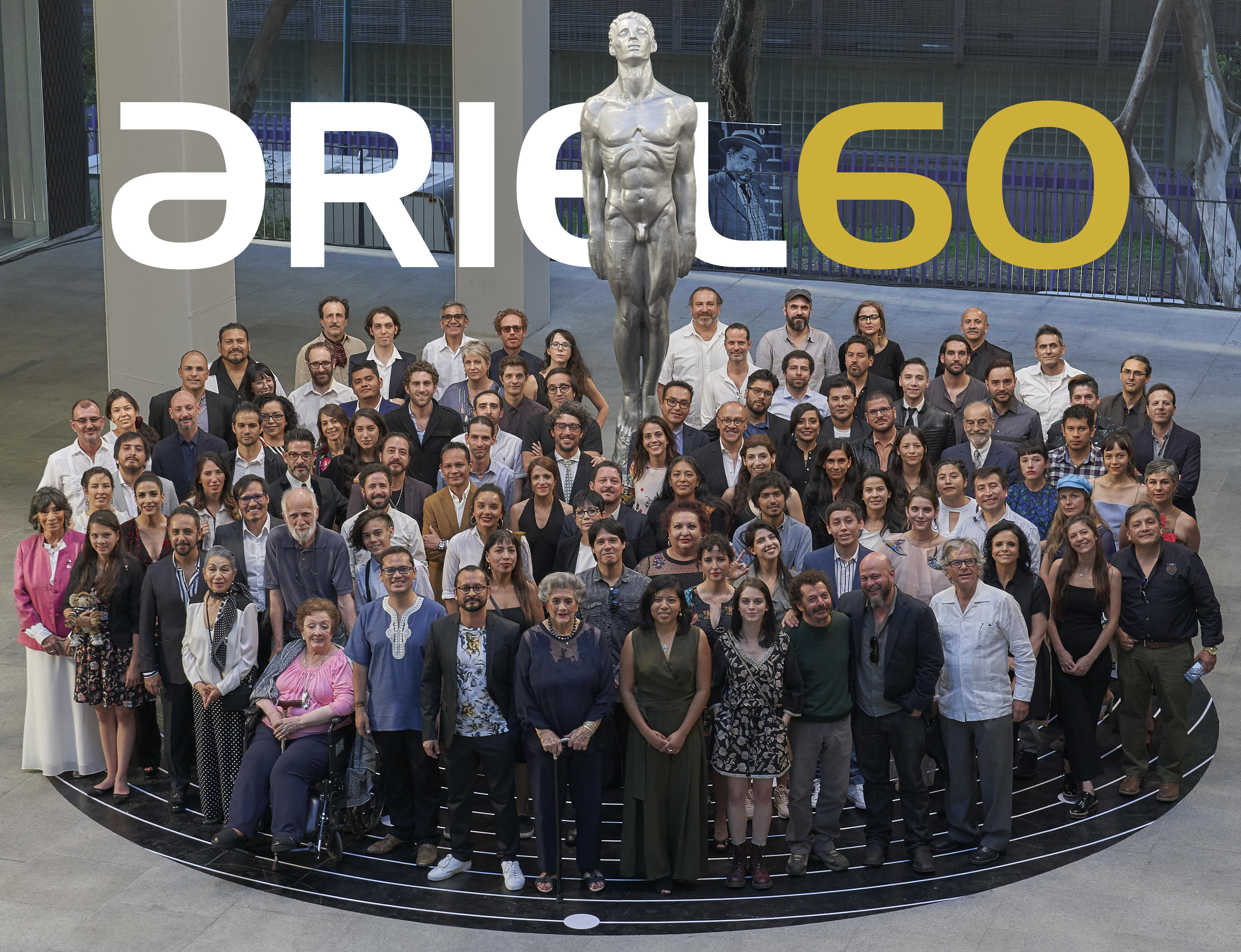 Encuentro de nominados al Ariel 2018