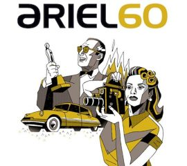 Imagen oficial 60 Entrega del Ariel