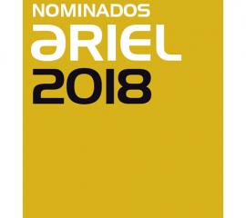 Nominados al Ariel 2018