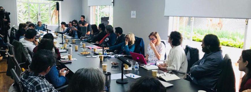 Celebró la AMACC la primer mesa de trabajo sobre cine, audiovisual y educación