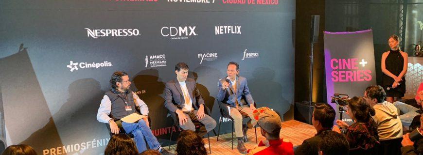 Luiz Carlos Barreto ganador del Premio Fénix a la Labor Cinematográfica