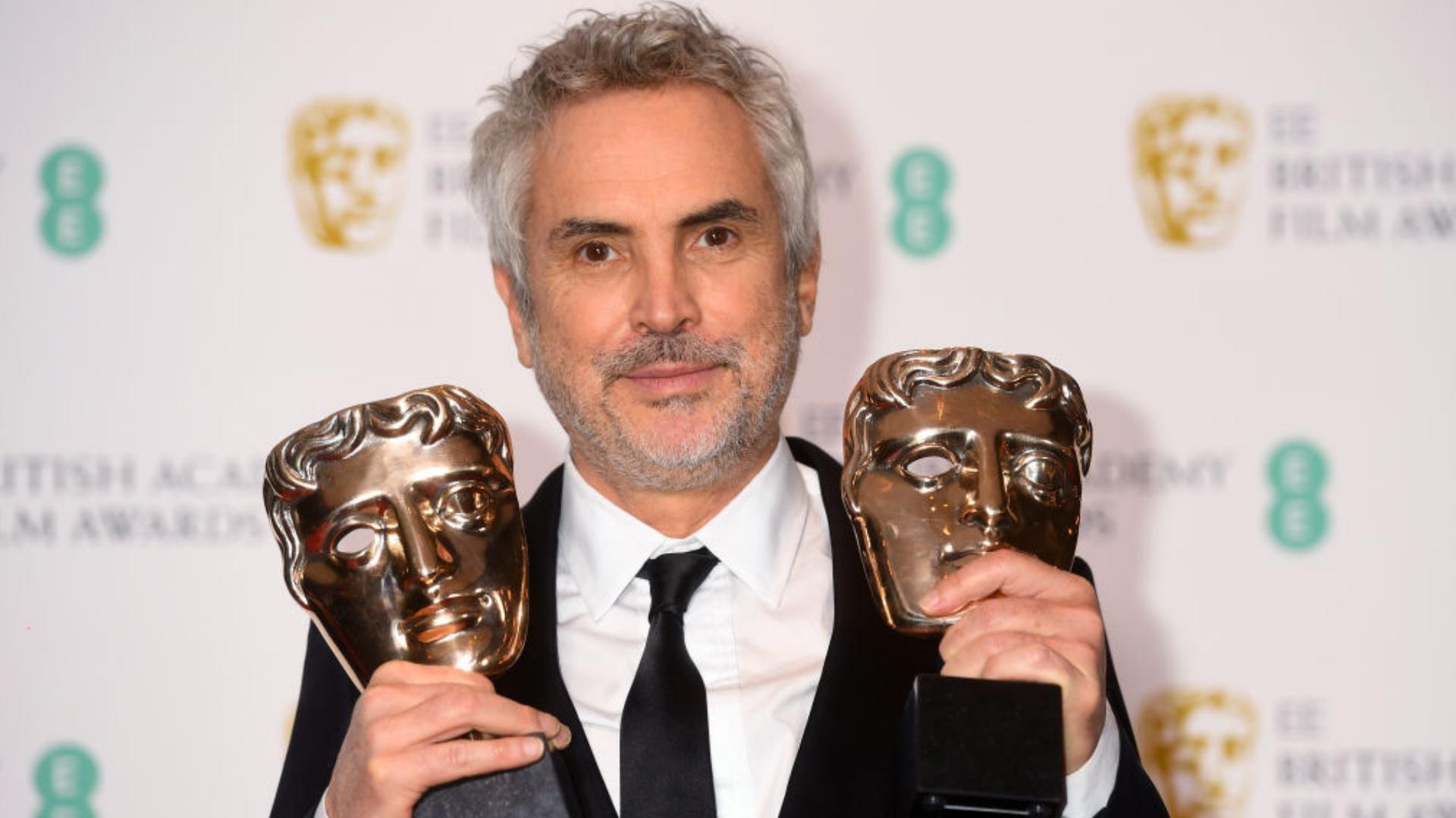 Roma triunfa en los BAFTA