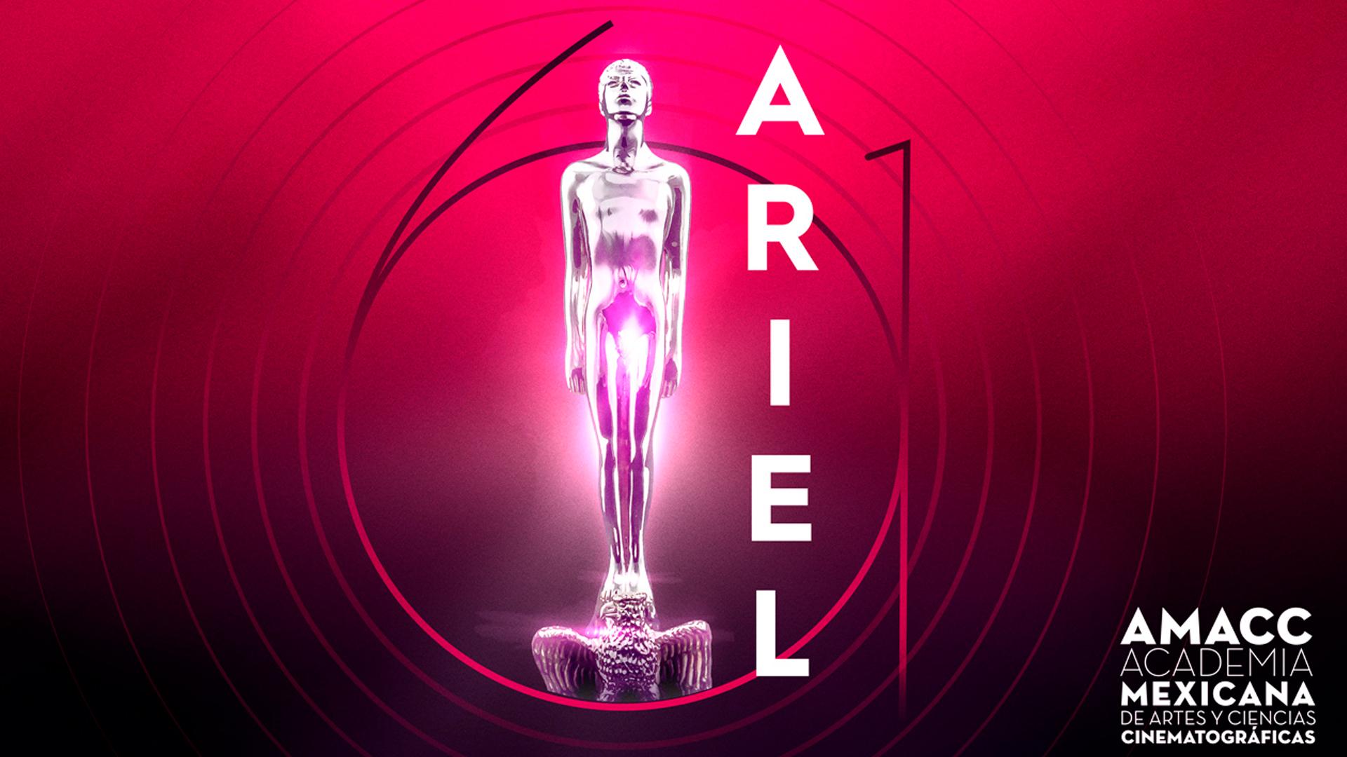 ARIEL 61 |Nominaciones
