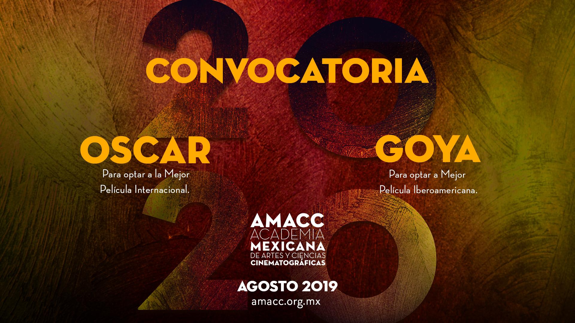 Convocatoria Oscar y Goya