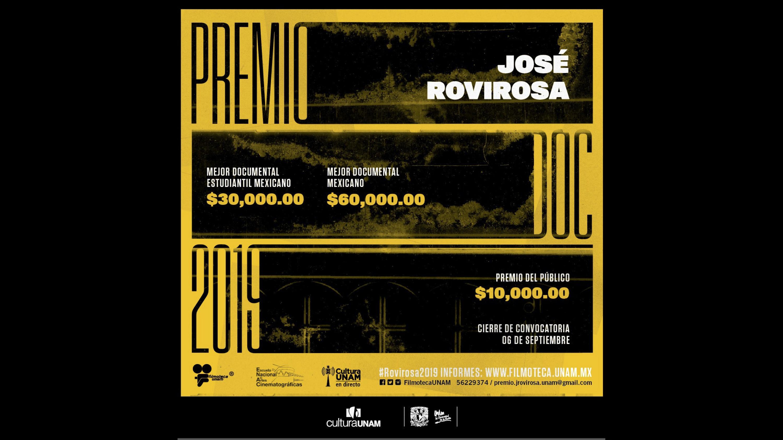 """La UNAM lanza su convocatoria para el premio """"José Rovirosa"""""""