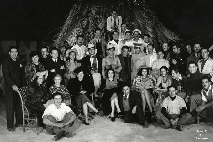 1941 La isla de la pasión (Clipperton)