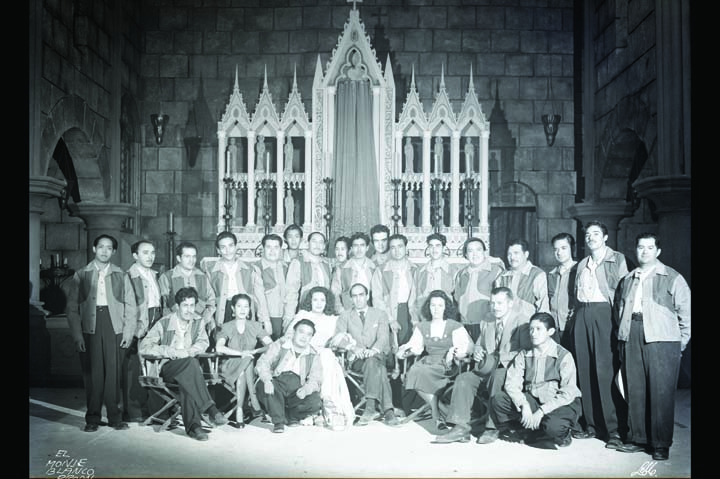 1946 El monje blanco