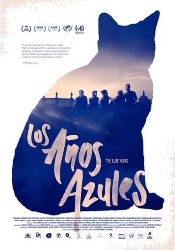 Los Años Azules, póster oficial