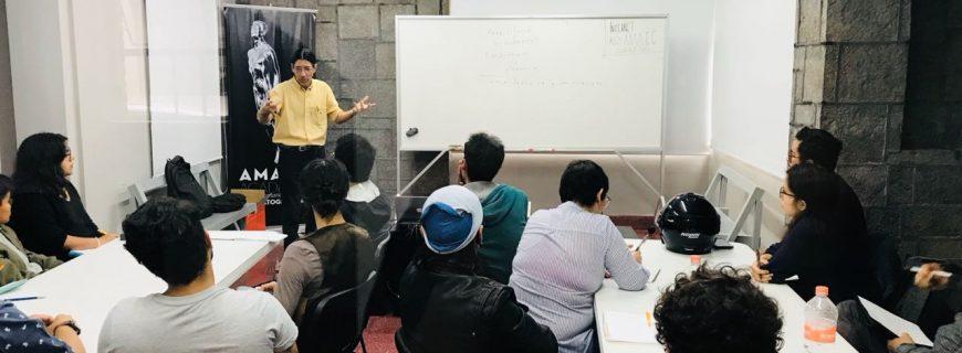 La AMACC inició curso de lenguaje sonoro