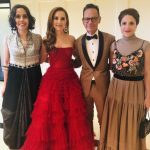 Lucia, Ernesto, Marina y Bárbara (Oscar)