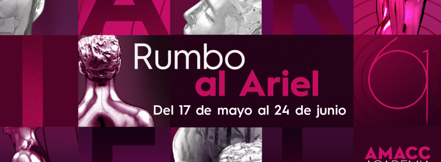 Rumbo al Ariel 2019 | Boletín de prensa