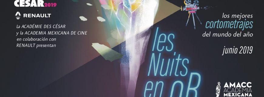 Les Nuits en Or | Boletín de prensa