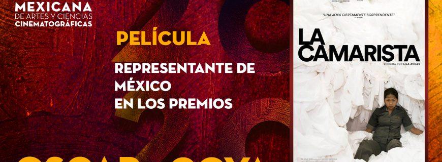 La camarista, película seleccionada para representar a México en los 92 Oscar y los 34 Goya