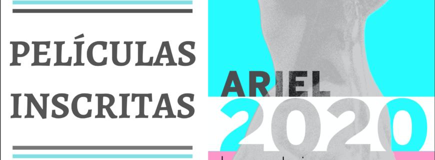 Películas inscritas | Ariel 62