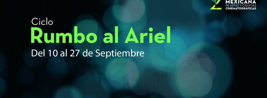 Rumbo al Ariel 2020