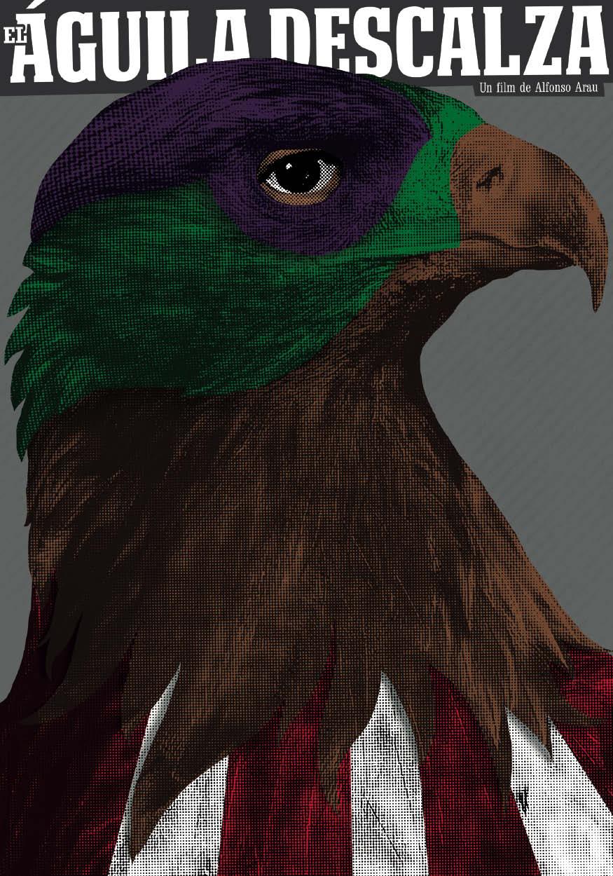 El águila descalza