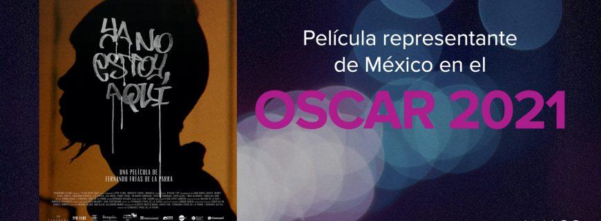 OSCAR 2021 | Película seleccionada para representar a México