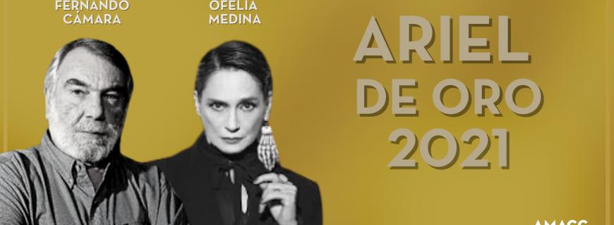 Ariel de Oro 2020   Ariel 63