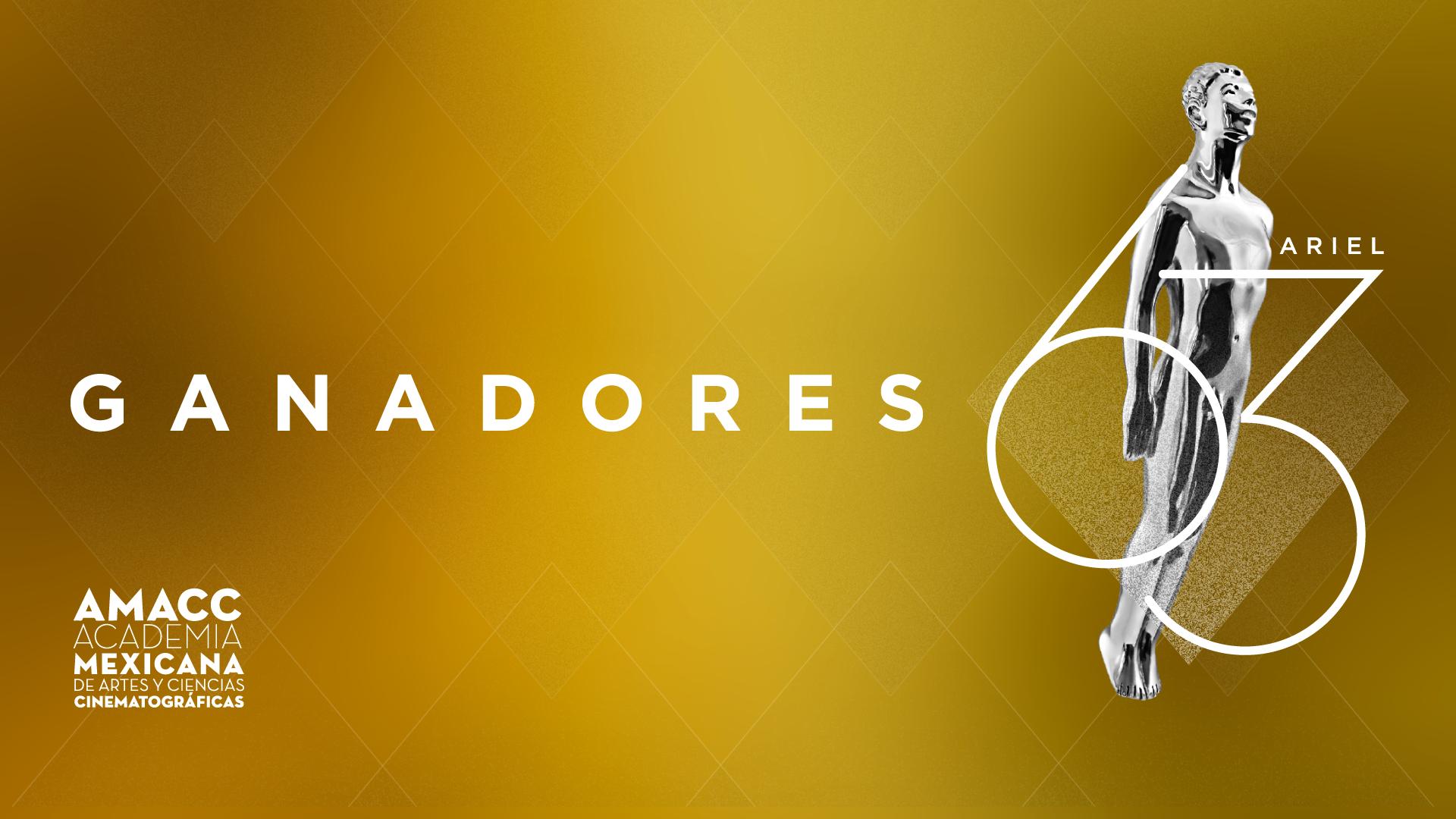 GANADORES ARIEL 63
