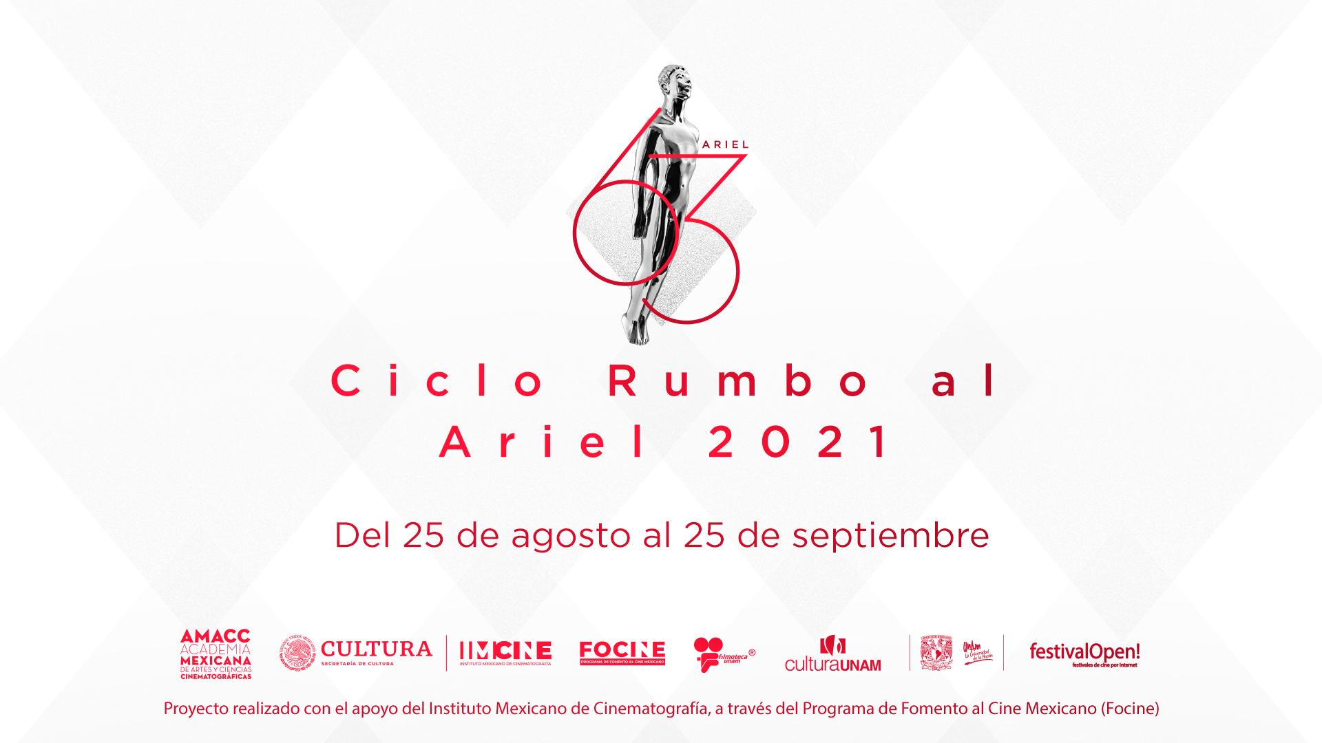 CICLO RUMBO AL ARIEL 2021